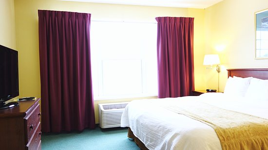 River Falls, WI: King One Bedroom Suite