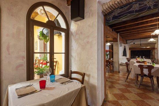 Al Centrale: restaurant