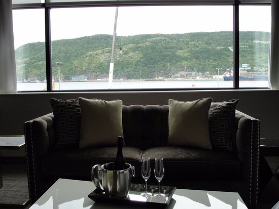 The luxus boutique hotel and lounge st johns canada for The luxus boutique hotel