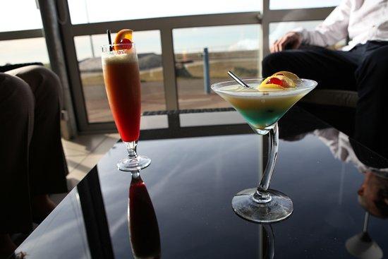 La Faute sur Mer, Γαλλία: Cocktails entre amis