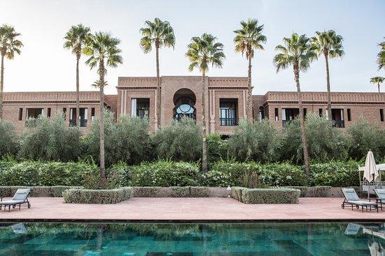 Appart Hotel Marrakech Avec Piscine