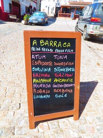 Burgau, Portugal: Plenty of options