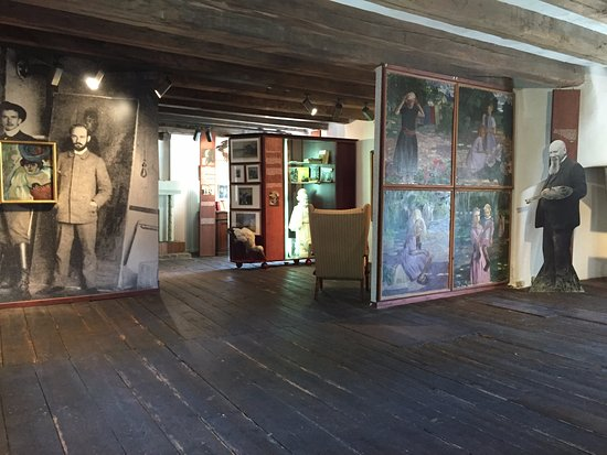 Bjarred, Schweden: Norlindmuseet