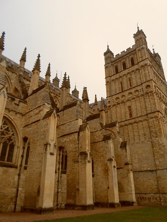 埃克塞特大教堂張圖片