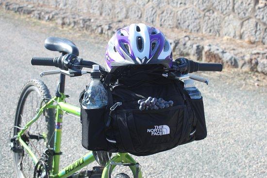 Ireland Iceland Travel: My bike