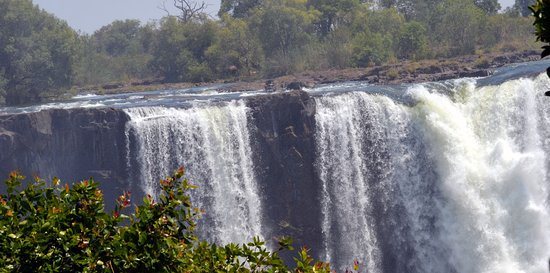 The Stanley and Livingstone: Victoria Falls