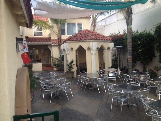 Чула-Виста, Калифорния: Courtyard