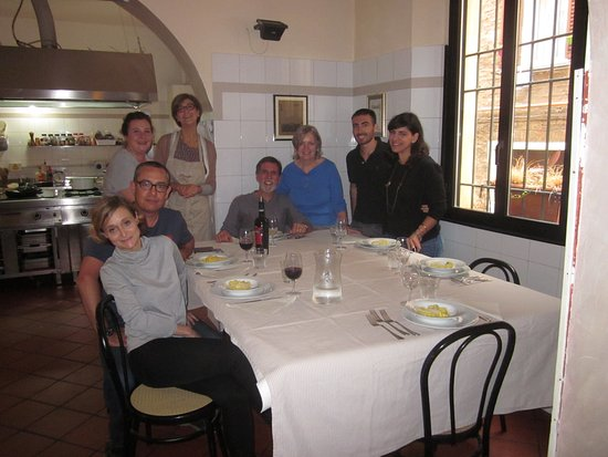 Cooking Vacations Italy: Our cooking class in Bologna
