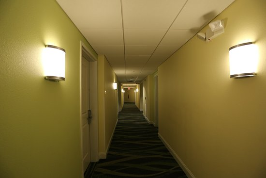 Altoona, PA: Nice hallway