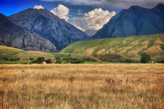 Gardiner, MT: Absoraka Mountains