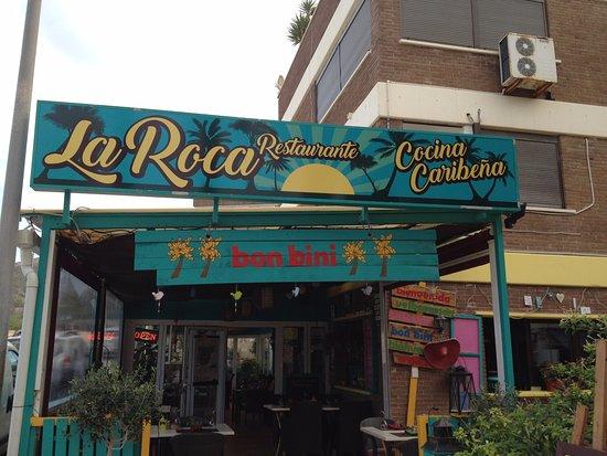Restaurante la roca restaurante en l 39 alf s del pi con for Restaurante la roca