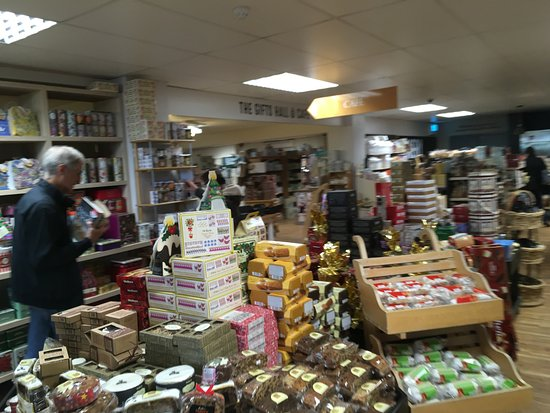 Royston, UK: All-kinds-of-cake