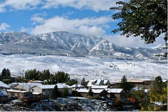 Gardiner in Winter