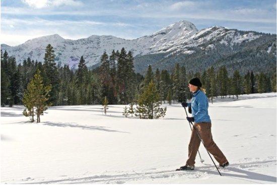 Gardiner, MT: Nordic Skiing
