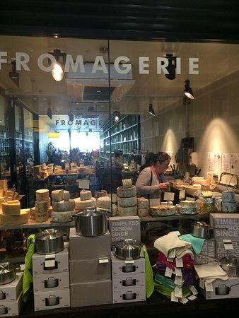 Subiaco, Australie : Fromagerie