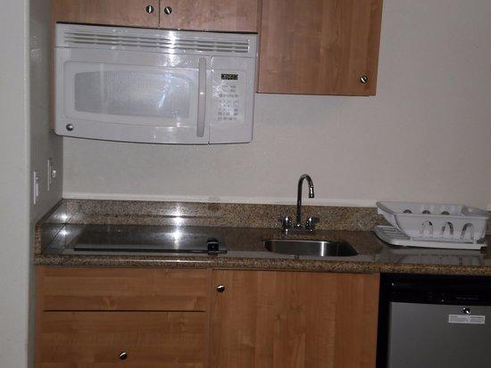 Vernal, UT: Kitchenette in Room