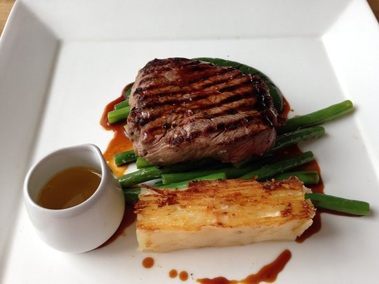 Halesworth, UK: Another delicious perfectly cooked steak