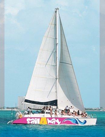 ‪Sail Away Cancun‬