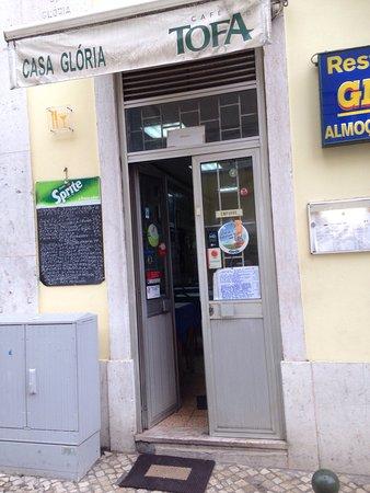 Amadora, โปรตุเกส: Un bon moment dans un petit resto bien sympa 😋