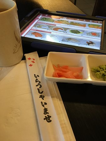Barrie, Canada: Start with Spicy Miso Soup, California roll, seaweed salad...enjoyed it all.