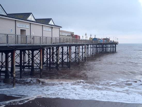 Teignmouth, UK : Grand Pier