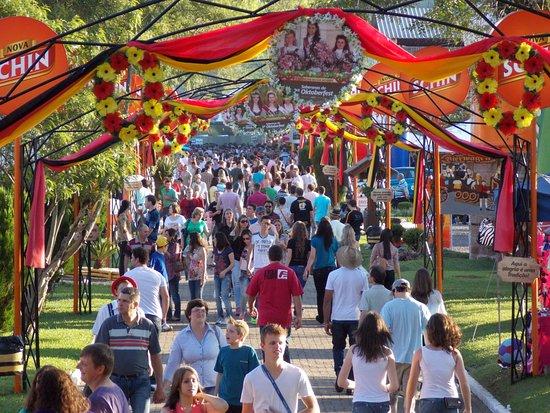 Oktoberfest Municipal Park