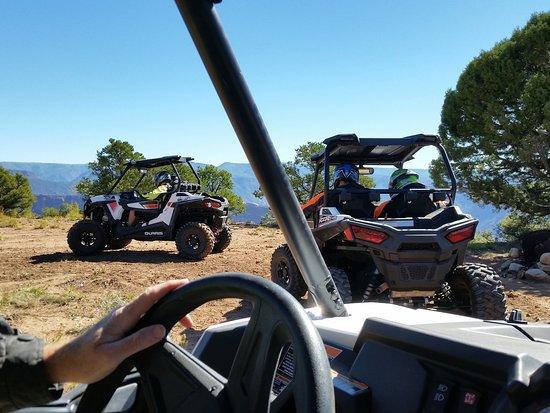 Gateway, CO: ATVing activity