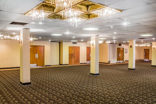 Rodeway Inn & Conference Center: Onsite Banquet Space