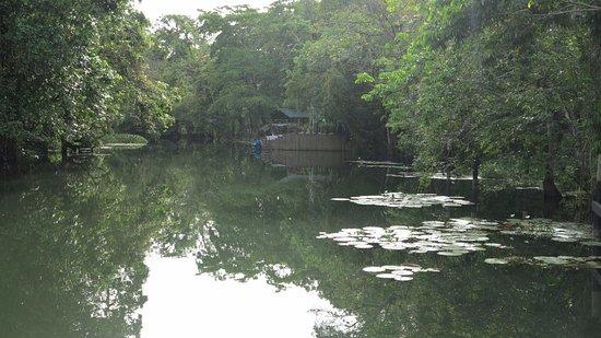 Fronteras, Guatemala: down river