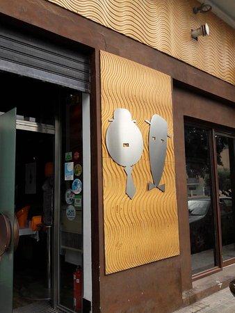 Betera, Испания: Fachada exterior del restaurante