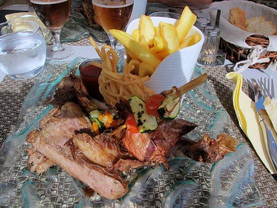 U Rasaghiu: cochon ibérique