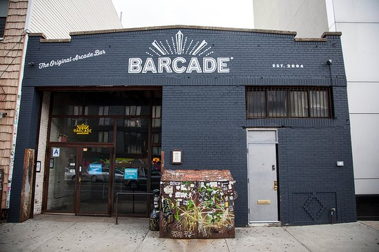 Photo of Nightclub Barcade at 388 Union Ave, Brooklyn, NY 11211, United States