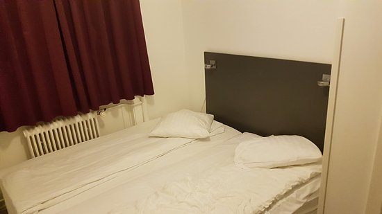 Kastrup, Dinamarca: Uninspiring, cramped and frankly quite depressing