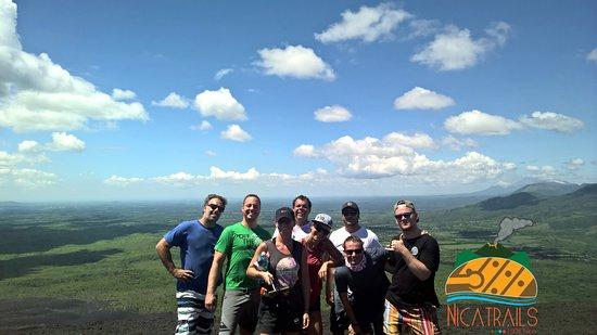 Leon, Nicarágua: On the peak