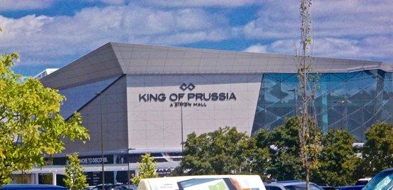King of Prussia, بنسيلفانيا: Mall
