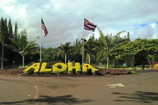 Kilauea, Hawái: ingresso minigolf & gardens