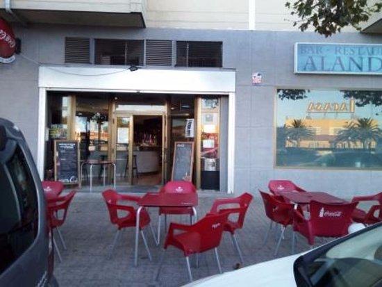 Utebo, สเปน: Entrada restaurante
