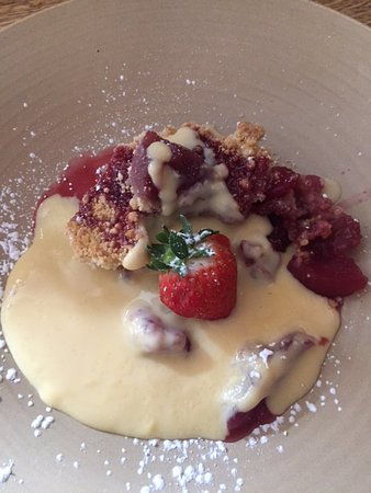 Markfield, UK: Dessert xxx