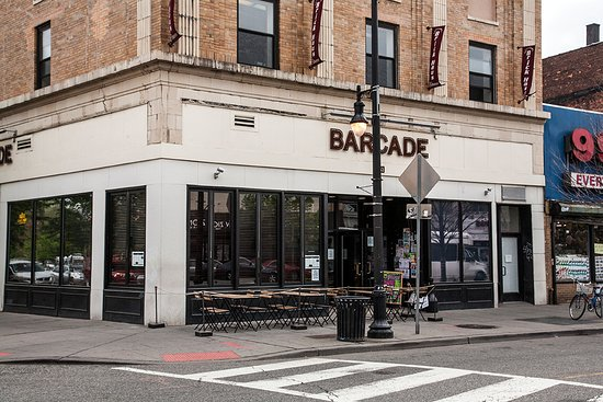 Photo of Bar Barcade at 163 Newark Ave, Jersey City, NJ 07302, United States