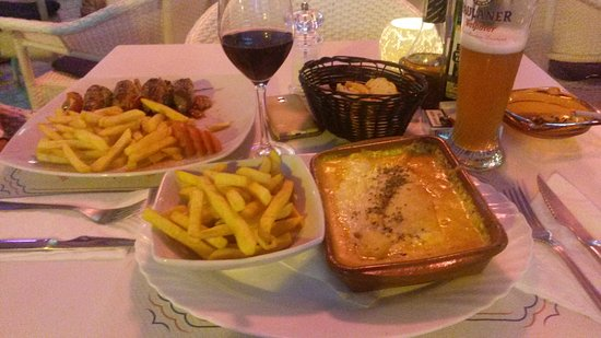 sneakers for cheap outlet on sale detailed images Restaurant Olymp, Cala Ratjada - Restaurant Reviews, Photos ...