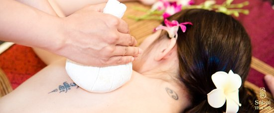 North Vancouver, Canadá: Hot Herbal Massage