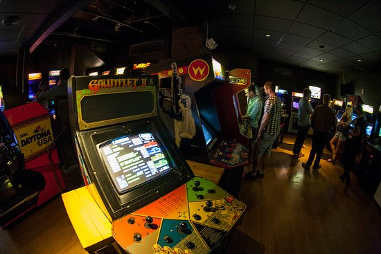 Photo of Barcade in New Haven, CT, US