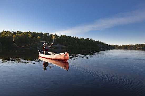 With over 330 lakes within city limits, there is no shortage of fishing destinations in Sudbury.