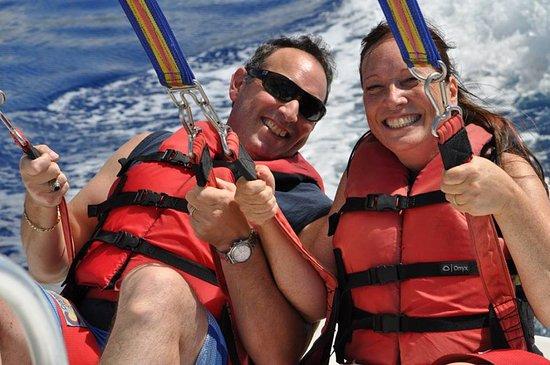 Ka'anapali, Hawaje: Taking off !