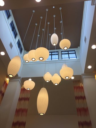 Grand Lighting Effects Picture Of Hilton Garden Inn Exton