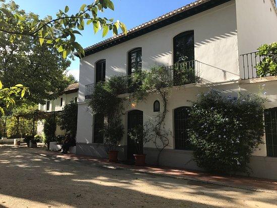 Museo casa natal federico garcia lorca granada spain - Casa federico granada ...