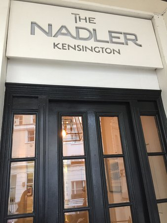 show user reviews nadler kensington london england