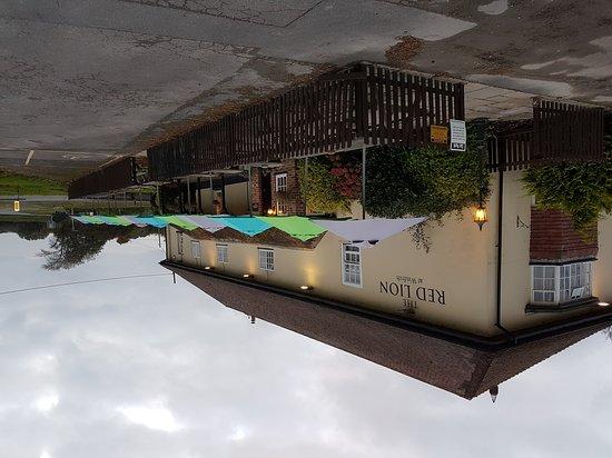 Winfrith Newburgh, UK: 20161027_174705_large.jpg