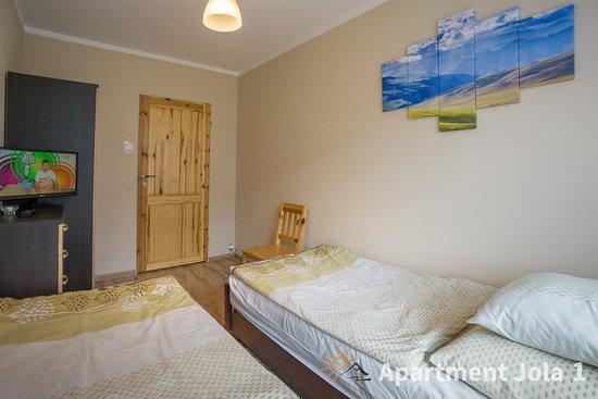 Szklarska Poreba, Polonia: Jola 1 - bedroom