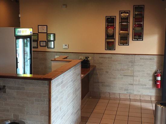 Naperville, IL: JK Kabab Front Counter